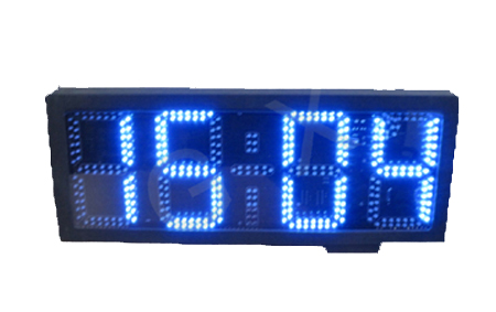 Large LED Clalendar Clock