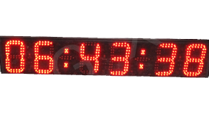 Large LED Alarm Clock